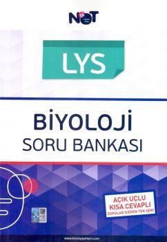 Bi Not Yayınları LYS Biyoloji Soru Bankası