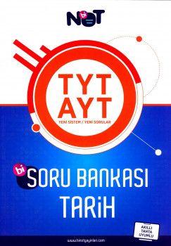 Bi Not Yayınları TYT AYT Tarih Bi Soru Bankası