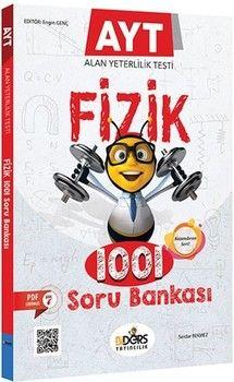 BiDers Yayıncılık AYT Fizik 1001 Soru Bankası