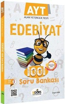 BiDers Yayıncılık AYT Edebiyat 1001 Soru Bankası