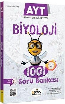BiDers Yayıncılık AYT Biyoloji 1001 Soru Bankası