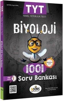 BiDers Yayıncılık TYT Biyoloji 1001 Soru Bankası