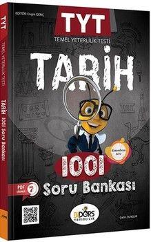 BiDers Yayıncılık TYT Tarih 1001 Soru Bankası