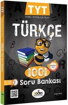 BiDers Yayıncılık TYT Türkçe 1001 Soru Bankası