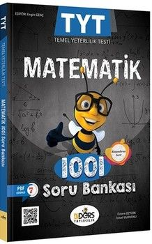 BiDers Yayıncılık TYT Matematik 1001 Soru Bankası