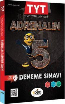 BiDers Yayıncılık TYT Adrenalin 5 Deneme Sınavı