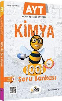 BiDers Yayıncılık AYT Kimya 1001 Soru Bankası