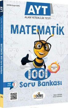 BiDers Yayıncılık AYT Matematik 1001 Soru Bankası