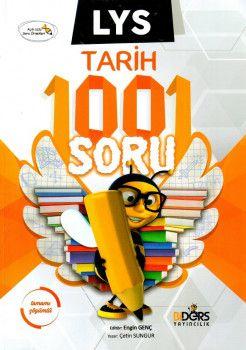 BiDers Yayınları LYS Tarih Tamamı Çözümlü 1001 Soru Bankası