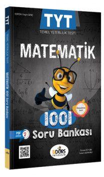 BiDers Yayınları TYT Matematik Karekod Çözümlü 1001 Soru Bankası