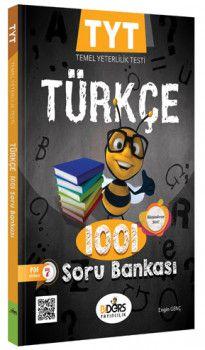 BiDers Yayınları TYT Türkçe Karekod Çözümlü 1001 Soru Bankası