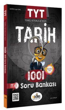 BiDers Yayınları TYT Tarih Karekod Çözümlü 1001 Soru Bankası