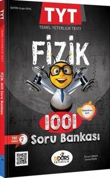 BiDers Yayınları TYT Fizik 1001 Soru Bankası