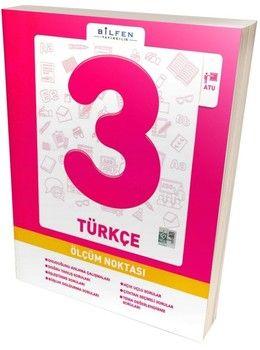 Bilfen Yayıncılık 3. Sınıf Türkçe Ölçüm Noktası