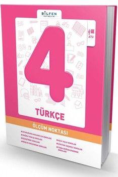 Bilfen Yayıncılık 4. Sınıf Türkçe Ölçüm Noktası