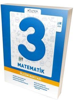 Bilfen Yayıncılık 3. Sınıf Matematik Ölçüm Noktası