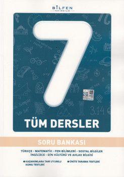 Bilfen Yayıncılık 7. Sınıf Tüm Dersler Soru Bankası