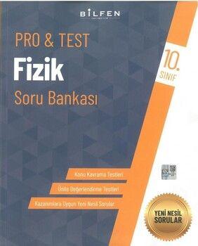 Bilfen Yayınları 10. Sınıf Fizik Protest Soru Bankası