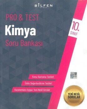 Bilfen Yayınları 10. Sınıf Kimya Protest Soru Bankası