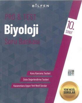 Bilfen Yayınları 10. Sınıf Biyoloji Protest Soru Bankası
