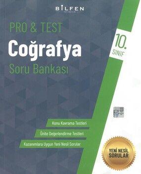 Bilfen Yayınları 10. Sınıf Coğrafya Protest Soru Bankası