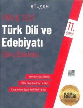 Bilfen Yayınları 11. Sınıf Türk Dili ve Edebiyatı Protest Soru Bankası
