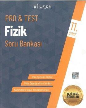Bilfen Yayınları 11. Sınıf Fizik Protest Soru Bankası