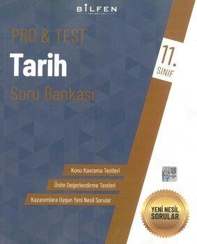 Bilfen Yayınları 11. Sınıf Tarih Protest Soru Bankası