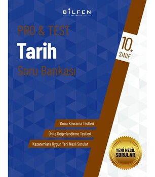Bilfen Yayınları 10. Sınıf Tarih ProTest Soru Bankası