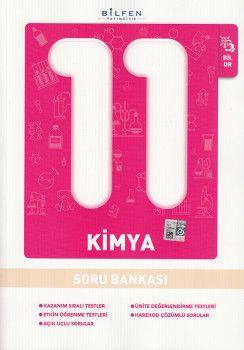 Bilfen Yayınları 11. Sınıf Kimya Soru Bankası