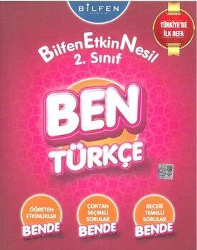 Bilfen Yayınları 2. Sınıf Ben Türkçe