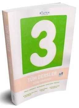Bilfen Yayınları 3. Sınıf Tüm Dersler Soru Bankası