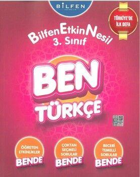 Bilfen Yayınları 3. Sınıf Ben Türkçe