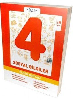 Bilfen Yayınları 4. Sınıf Sosyal Bilgiler Ölçüm Noktası