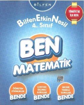 Bilfen Yayınları 4. Sınıf Ben Matematik
