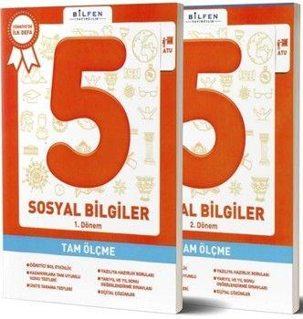 Bilfen Yayınları 5. Sınıf Sosyal Bilgiler Tam Ölçme