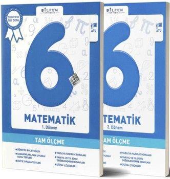 Bilfen Yayınları 6. Sınıf Matematik Tam Ölçme