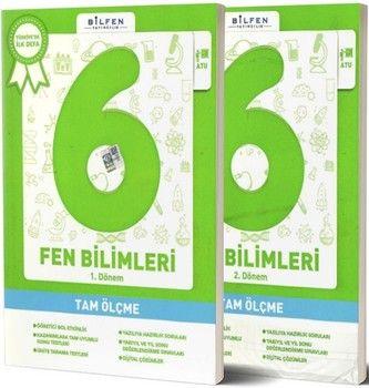 Bilfen Yayınları 6. Sınıf Fen Bilimleri Tam Ölçme