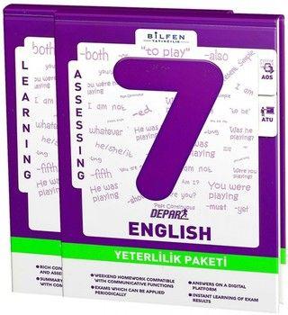 Bilfen Yayınları 7. Sınıf İngilizce Depar Yeterlilik Paketi