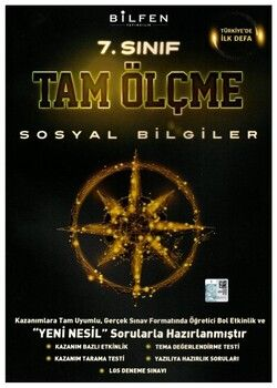 Bilfen Yayınları 7. Sınıf Sosyal Bilgiler Tam Ölçme