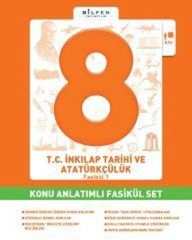 Bilfen Yayınları 8. Sınıf T.C. İnkılap Tarihi ve Atatürkçülük Konu Anlatımlı Fasikül Set