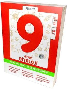Bilfen Yayınları 9. Sınıf Biyoloji Depar Konu Anlatımlı ve Örnek Çözümlü