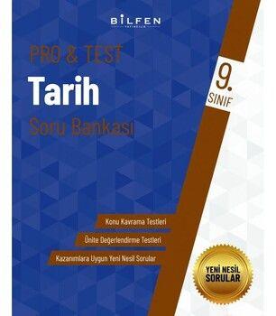 Bilfen Yayınları 9. Sınıf Tarih ProTest Soru Bankası