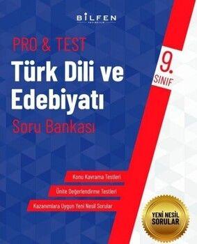 Bilfen Yayınları 9. Sınıf Türk Dili ve Edebiyat Protest Soru Bankası