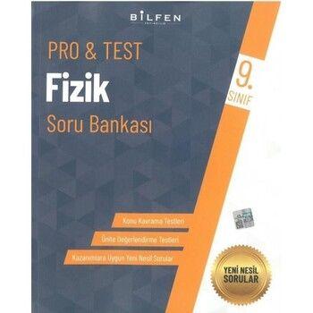 Bilfen Yayınları 9. Sınıf Fizik Protest Soru Bankası