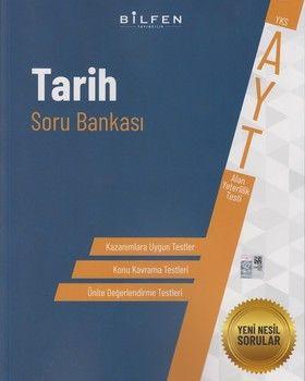 Bilfen Yayınları AYT Tarih Soru Bankası