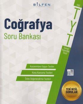 Bilfen Yayınları TYT Coğrafya Soru Bankası