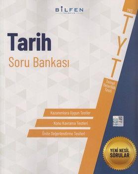 Bilfen Yayınları TYT Tarih Soru Bankası
