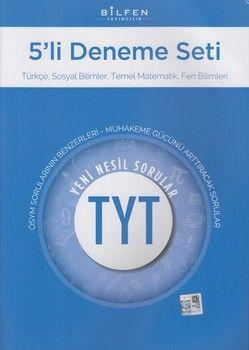 Bilfen Yayınları TYT 5 li Deneme Seti