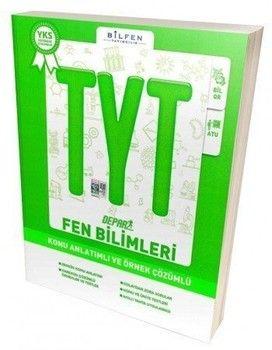 Bilfen Yayınları TYT Fen Bilimleri Depar Konu Anlatımlı ve Örnek Çözümlü